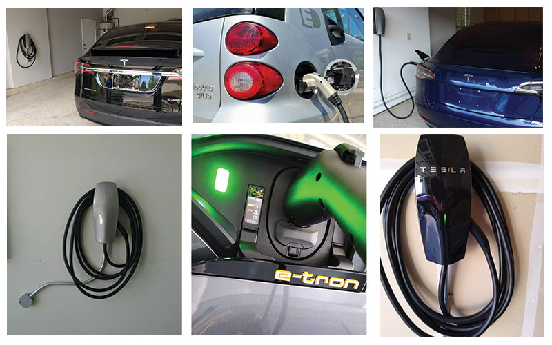 EV Charger Installations