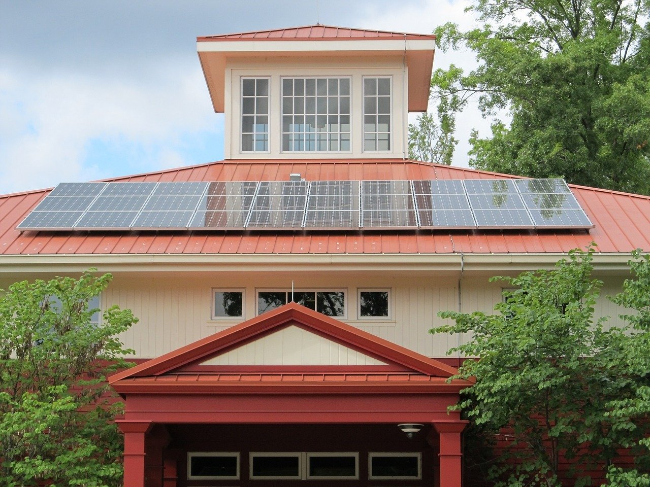 Solar Panel Installations by Connected Technology
