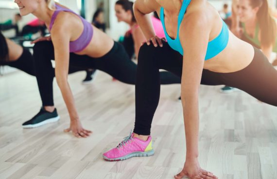 Trendy Group Fitness Classes