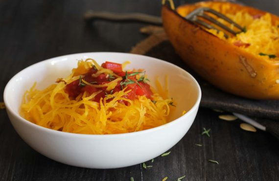 Deliciously Simple Uses for Spaghetti Squash