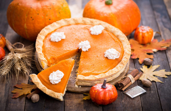Thanksgiving – What's in That Pie?