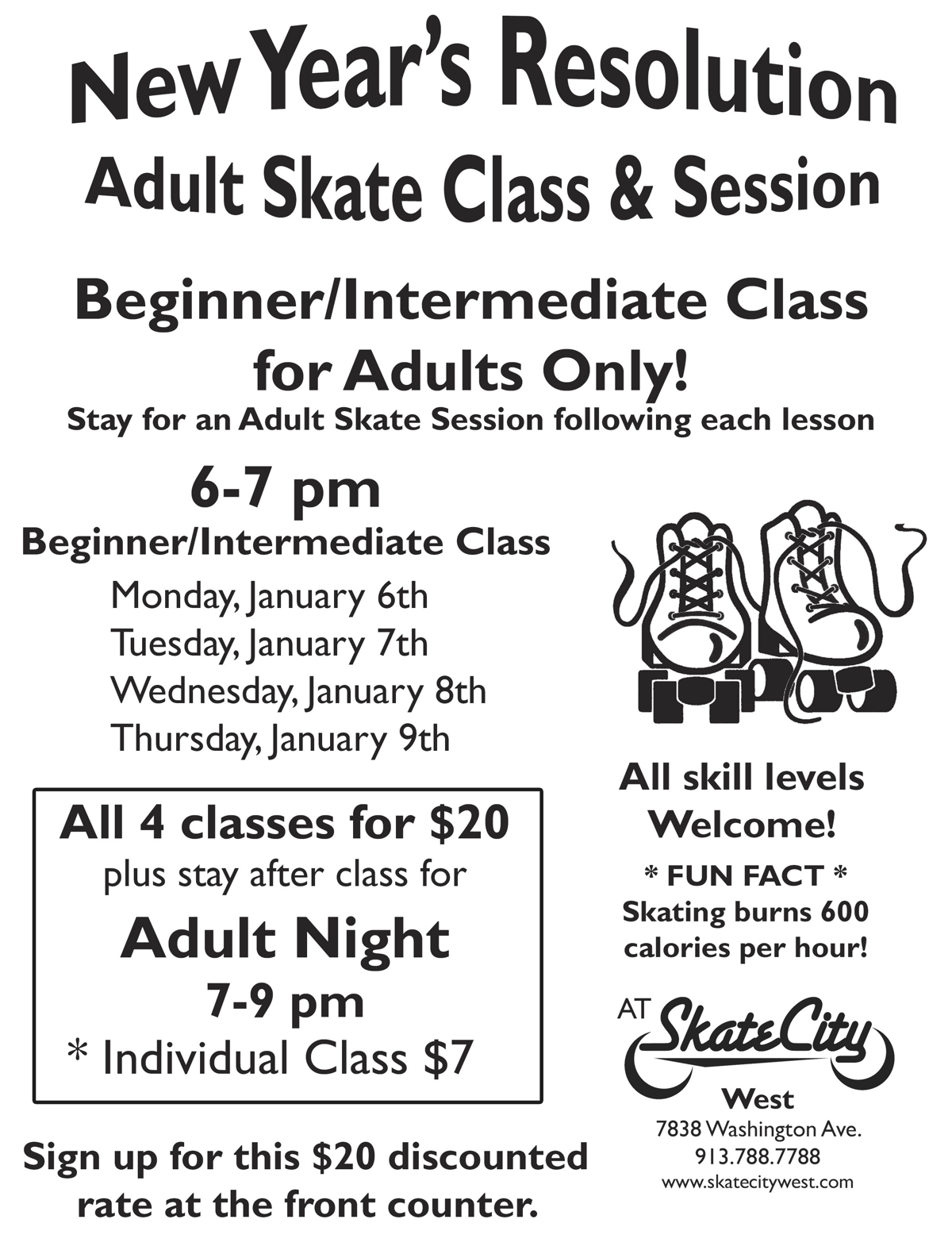 Adult class and session copy