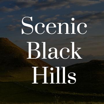 Scenic Black Hills