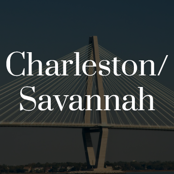 Charleston and Savannah