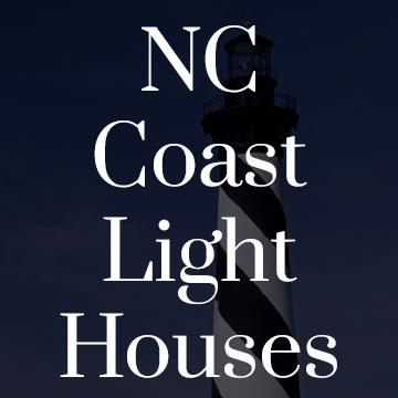 Light houses of North Carolina