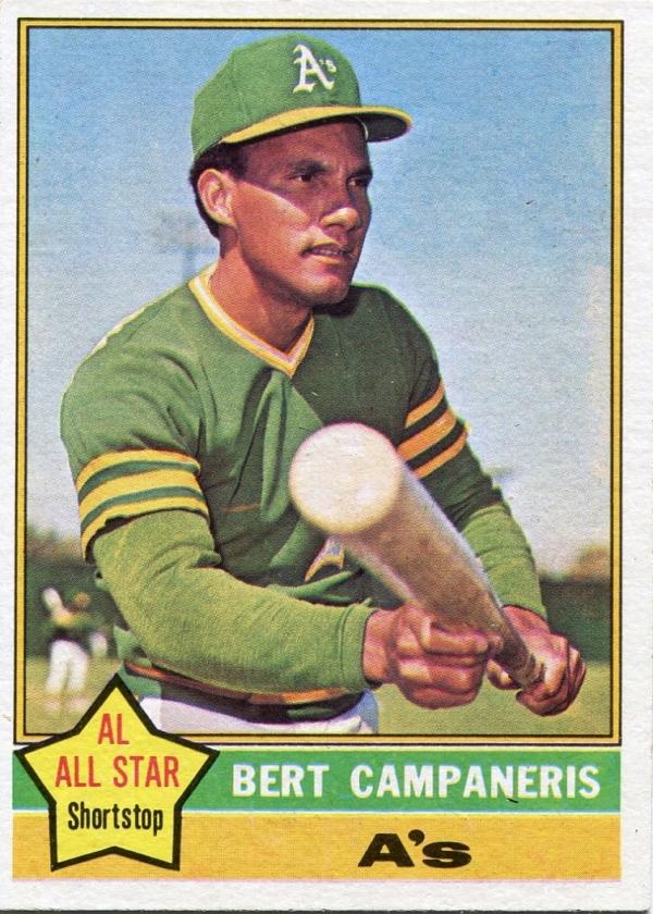 Bert Camaneris 1