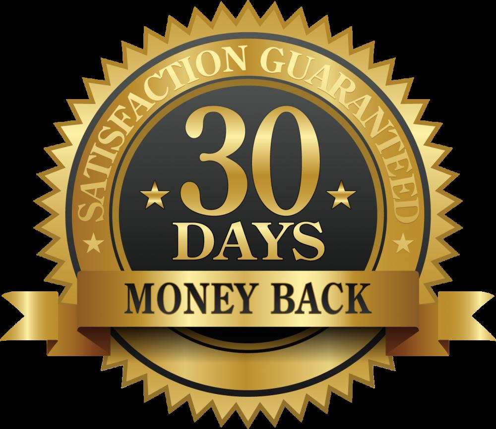 30 day money back guarantee png 1 - Self Study