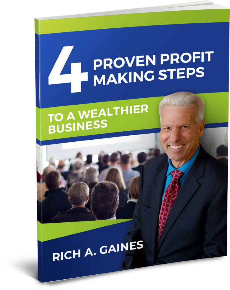 3D Action Guide: 4 proven profit making steps