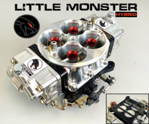 LITTLE MONSTER HYBRID 2019 - Pro Systems Racing