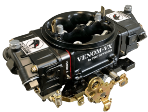 Pro Systems Carburetors Venom Black