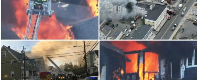 Massachusetts House Explosions