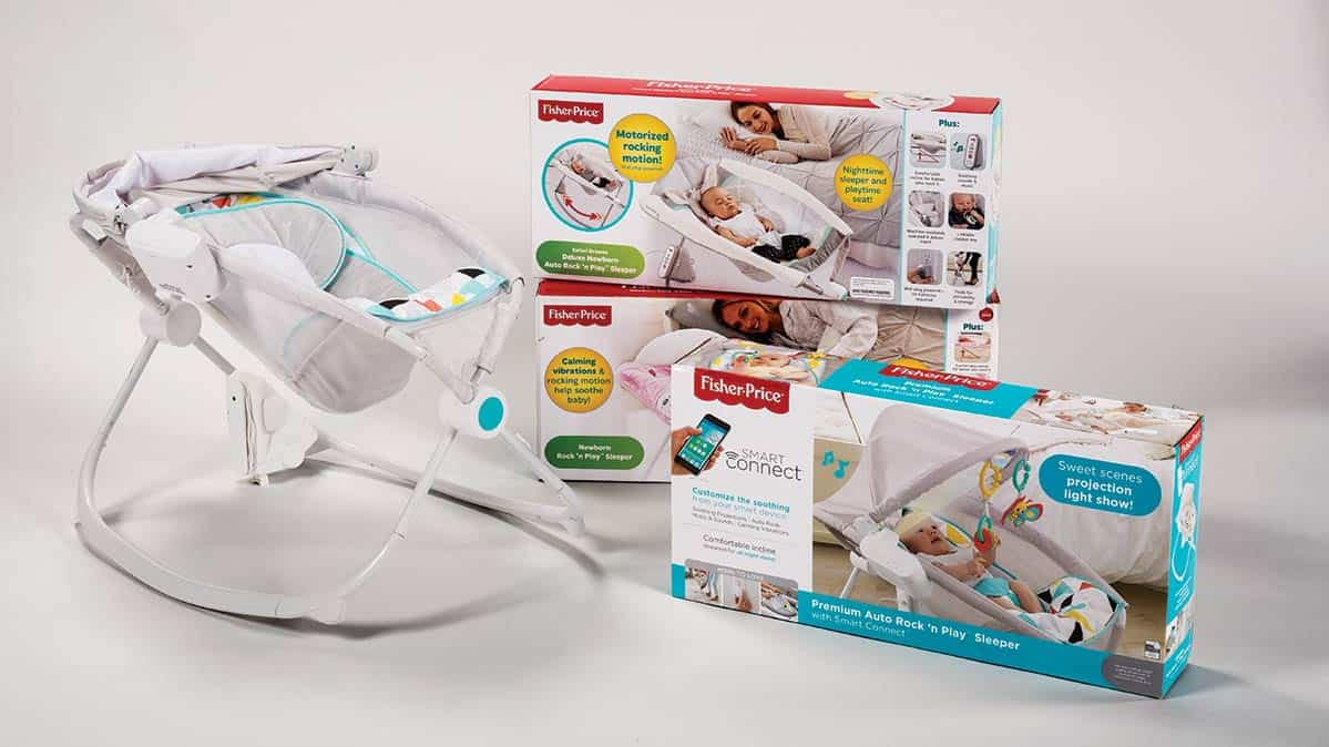 Fisher-Price issues product warning