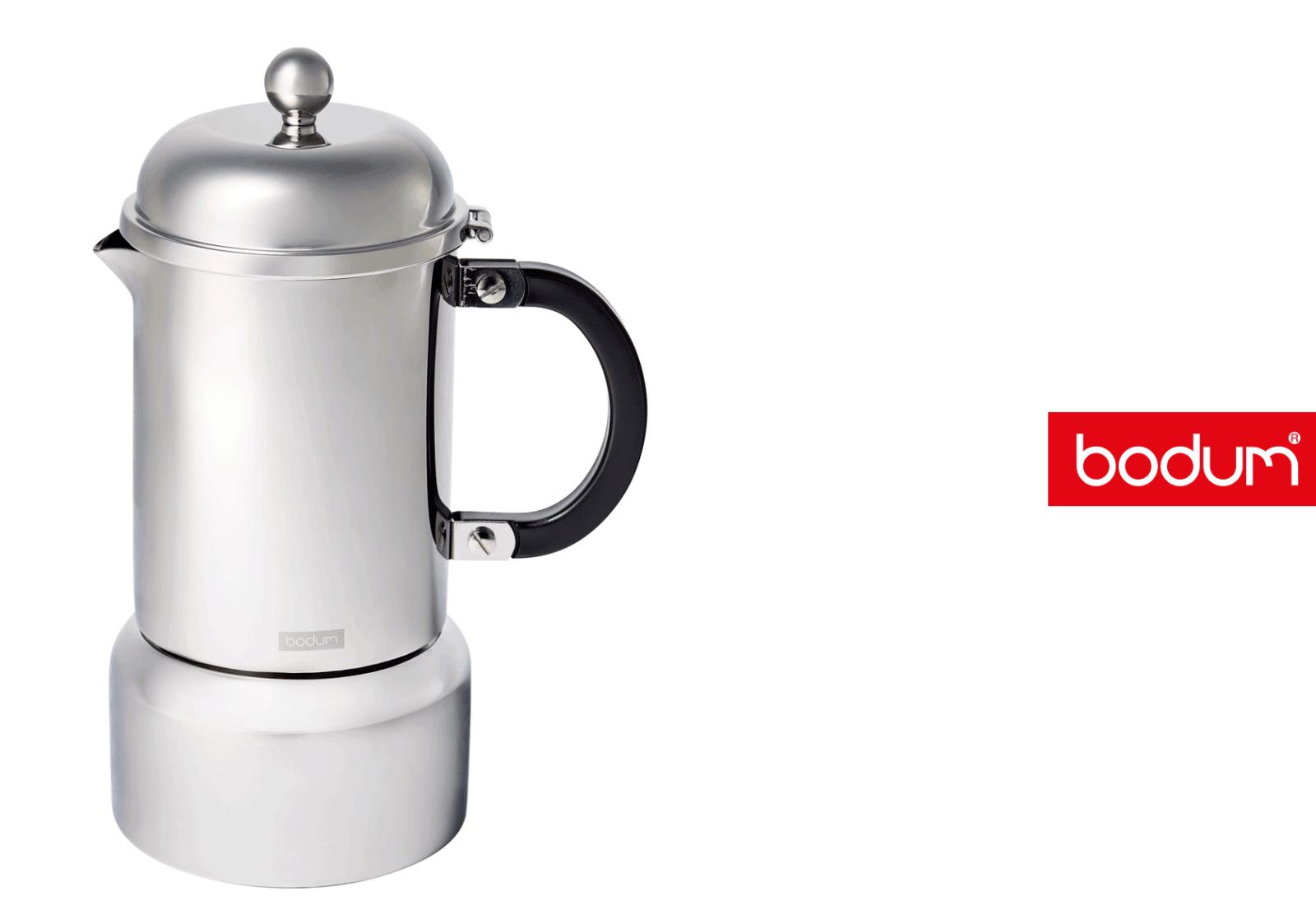 Bodum Recalls Stove Top Espresso Makers Due to Fire and Burn Hazards