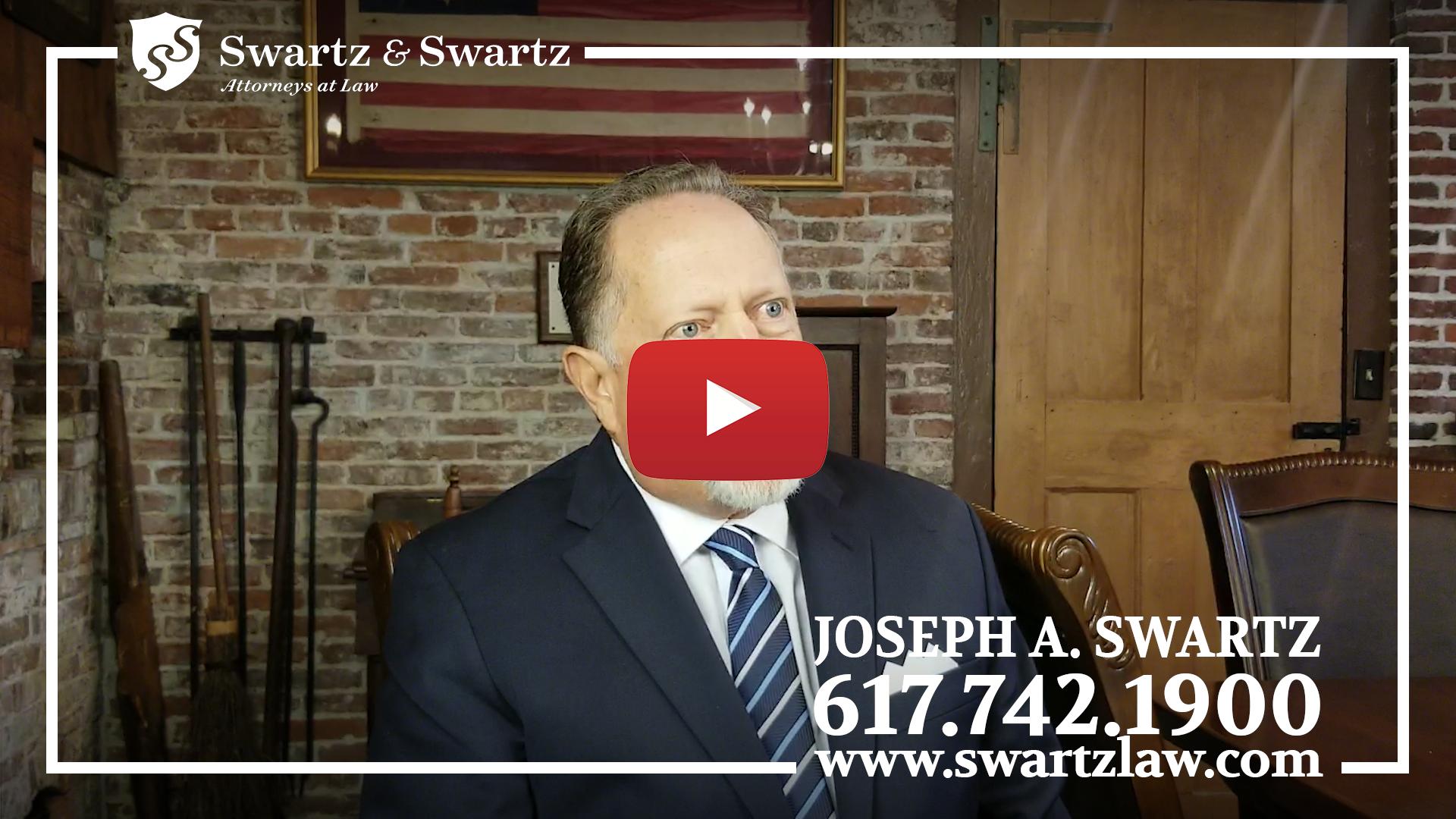 Joseph Swartz, discusses the dangers of recreational vehicles and the extensive experience of Swartz & Swartz P.C.