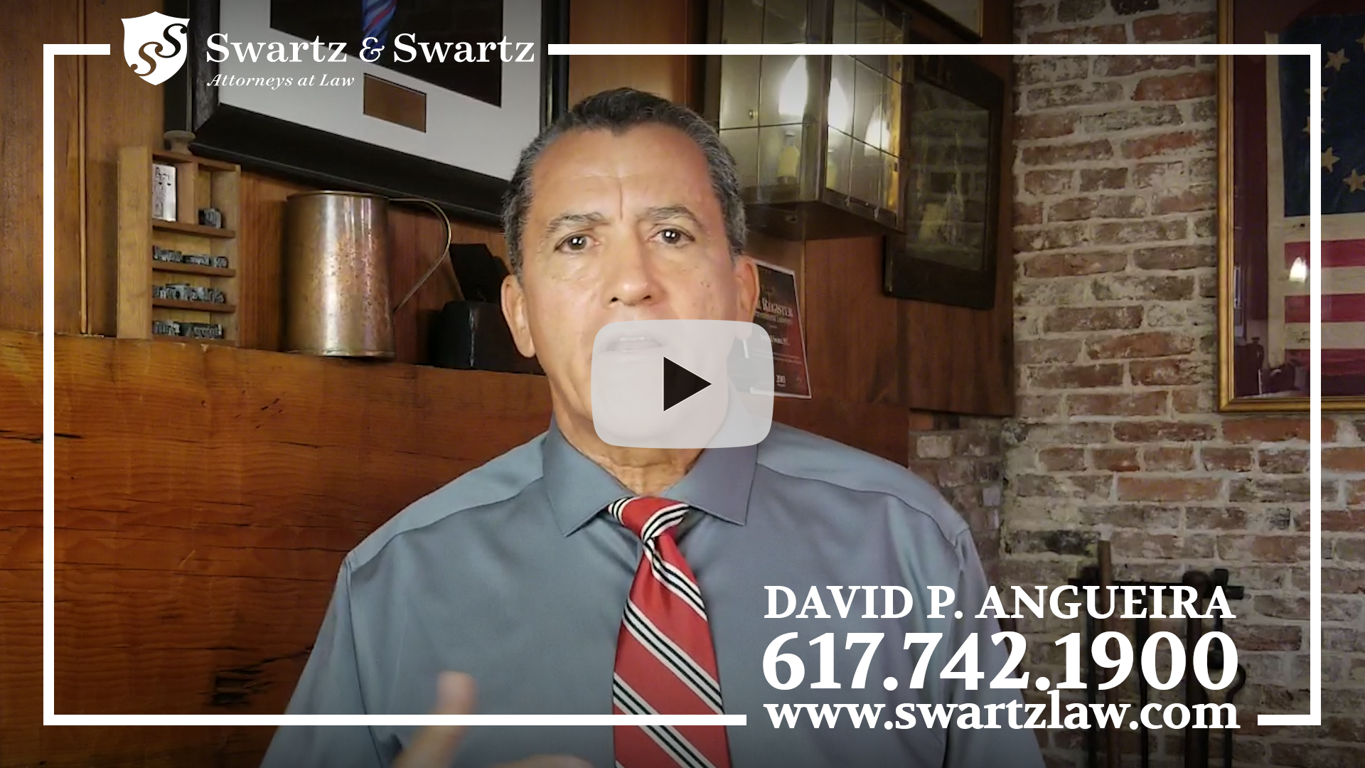 David Angueira Discusses Worker's Compensation & Workplace Injuries