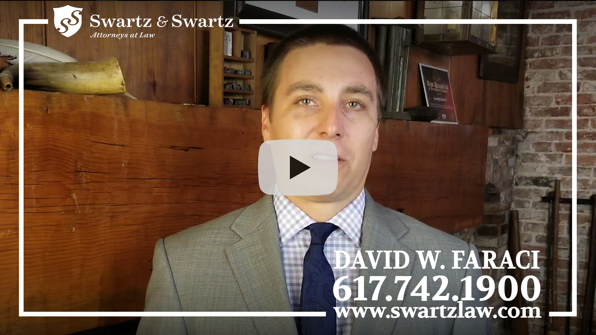 David Faraci – Discusses Recovering Economic Damages from Your Personal Injury Case