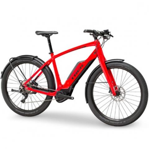 Trek Recalls Super Commuter+ Electric Bicycles Due to Fall Hazard