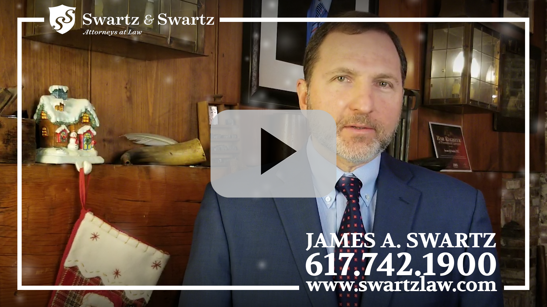 James Swartz on Slip and Fall Injuries