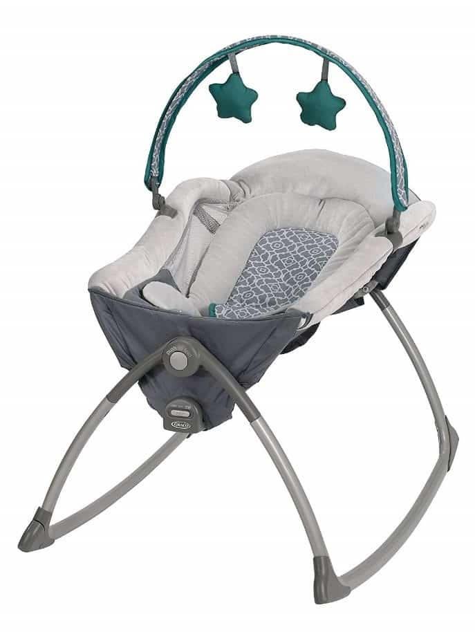 Graco Recalls Little Lounger Rocking Seats to Prevent Risk of Suffocation