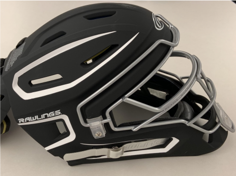 Rawlings Recalls Catcher's Helmets Due to Risk of Head Injury