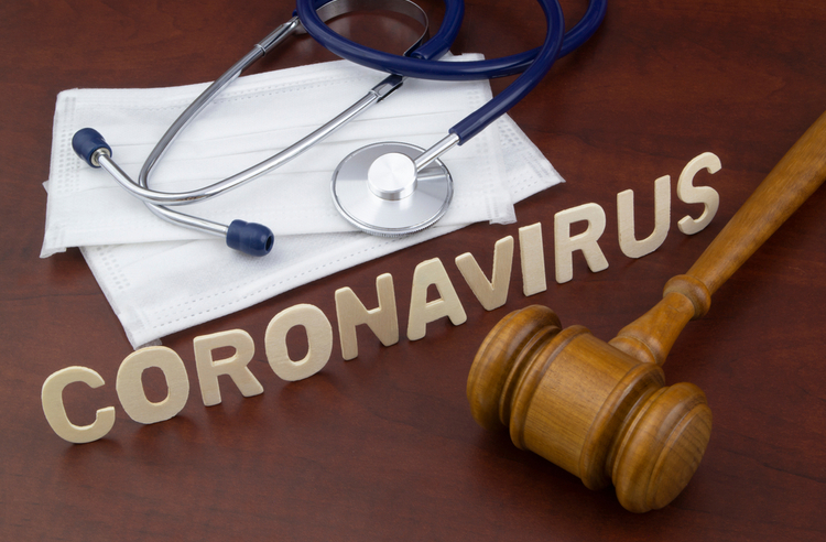 Lawyers and Lawfirms say they are inundated with Coronavirus queries