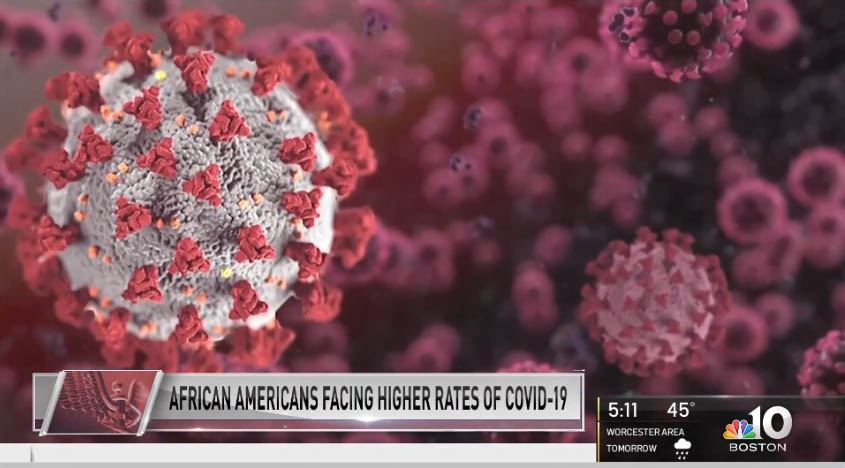 African Americans Facing Higher Rates of Coronavirus