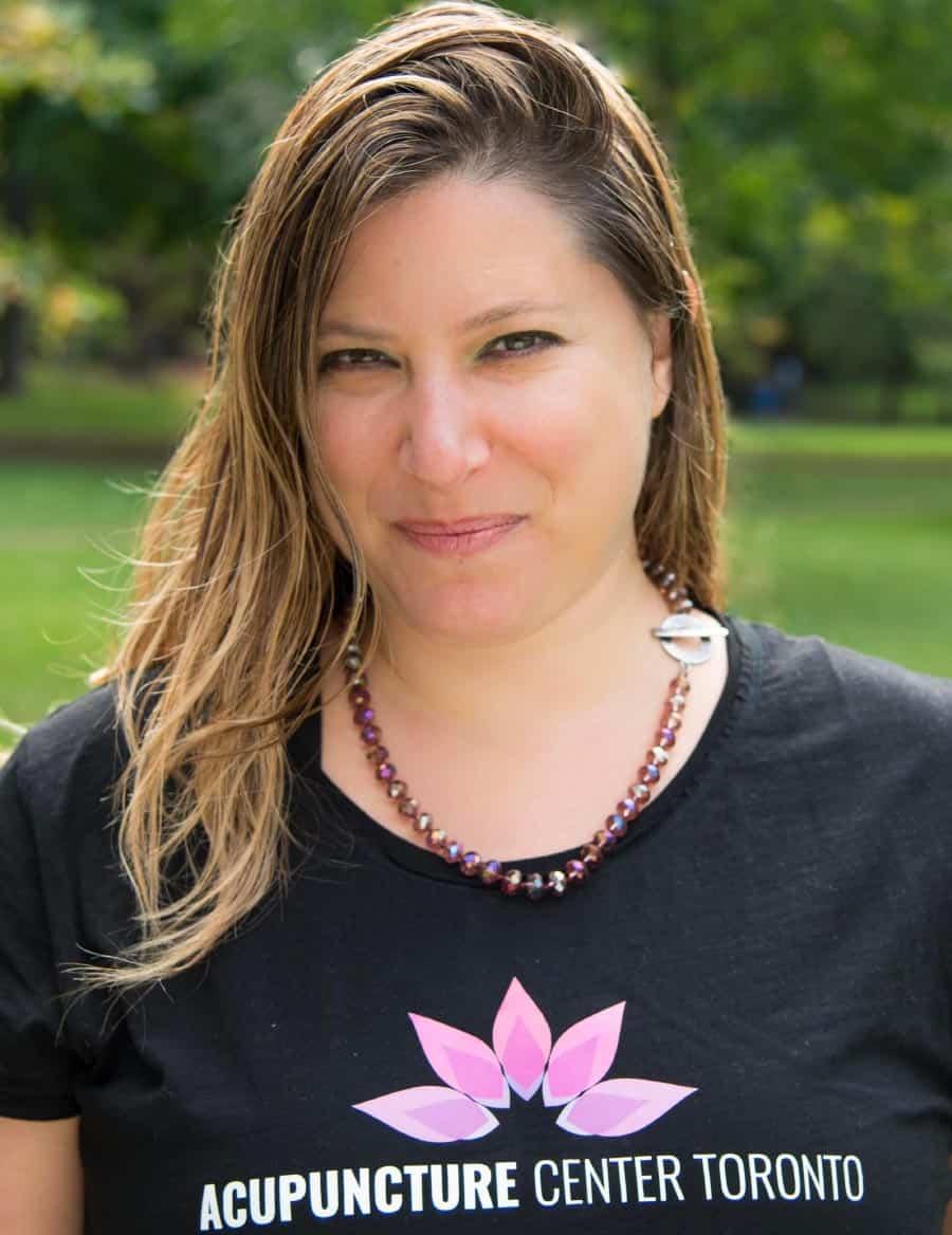 Best Acupuncturist in Toronto Sarah Kreitzer R. Ac