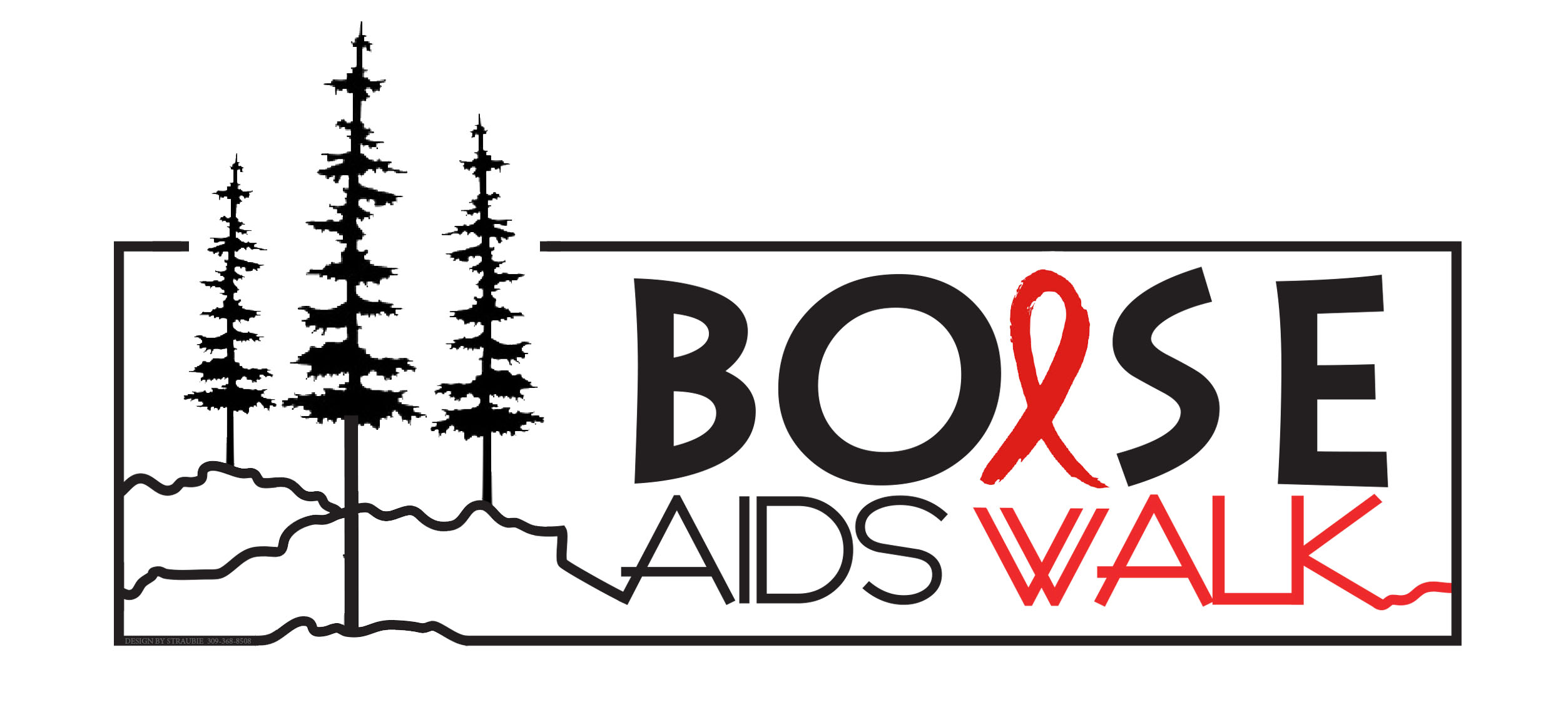 Boise AIDS Walk Logo