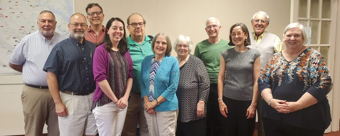 committee on ministry members