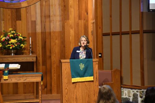 Board of Pensions - Martha Reisner