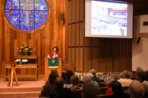 Social Justice Ministry - Carla Pratt Keyes
