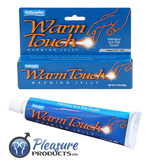 Warm Touch Lube