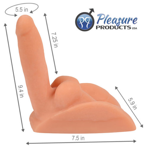 Gunner's Kingdong Penis Sex Toy