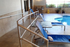 Sankey Pools – Holiday Inn Pool Renovation (Before) – Williamsport, PA