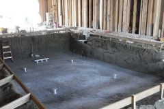 Home2Suites Lancaster - pool plumbing