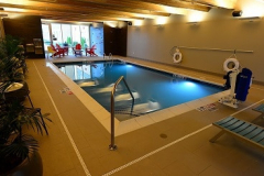 Sankey Pools - Home2Suites Lancaster Pool Complete