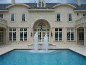Residential Pool & Water Feature