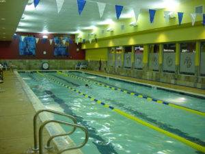 Gym Indoor Pool