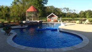 Sankey Pools - Residential Pool