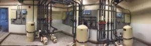 Pool Equipment Room