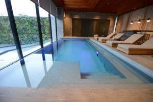 Indoor Elevated Pool