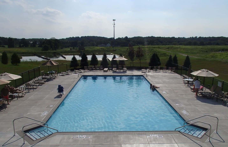 James Sankey & Associates (Sankey Pools) - Regency at Hilltown Pool