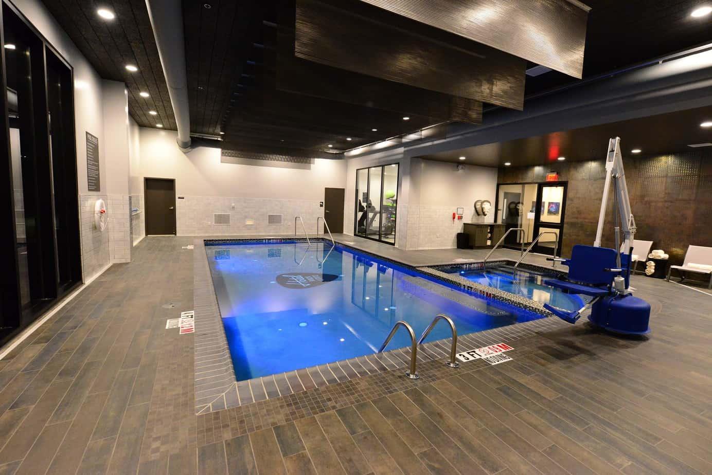 James Sankey & Associates (Sankey Pools) - Rock Lititz Hotel