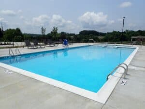 James Sankey & Associates (Sankey Pools) Oakwood Hills Pool Project