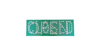 TCS Signs model 617 LED direct view drive thru OPEN CLOSED circuit boards.