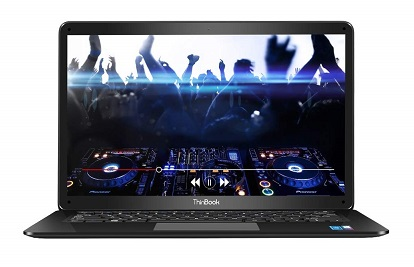 RDP thin book 1450 Core x5-Z8350 14 inches Laptop
