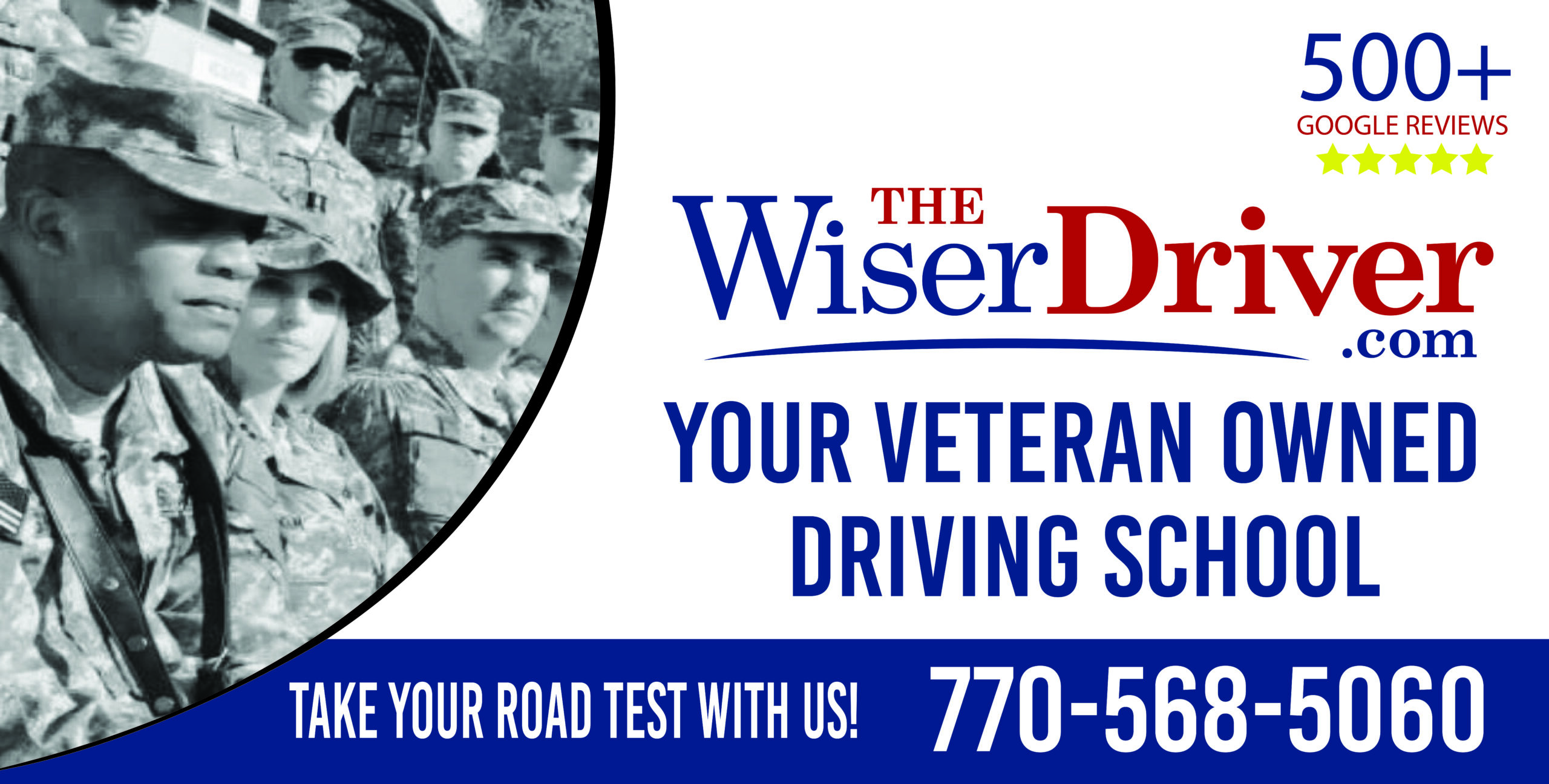Veteran Owned Driving School