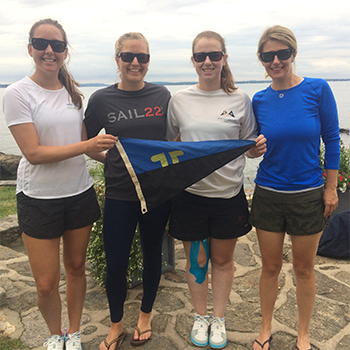 International Women's Keelboat Championship-2sm