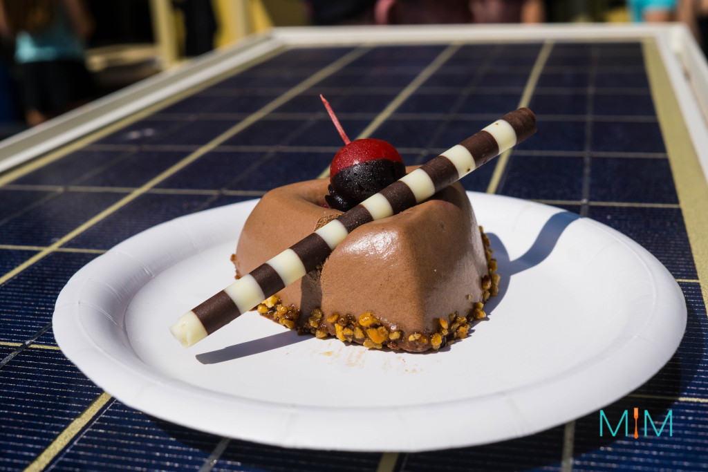 Chocolate Cherry Explosion -- Epcot Food and Wine 2015 -- MunchMiami Review