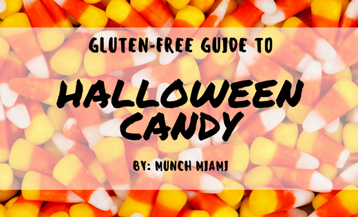 Gluten Free Halloween Candy Guide - Munch Miami